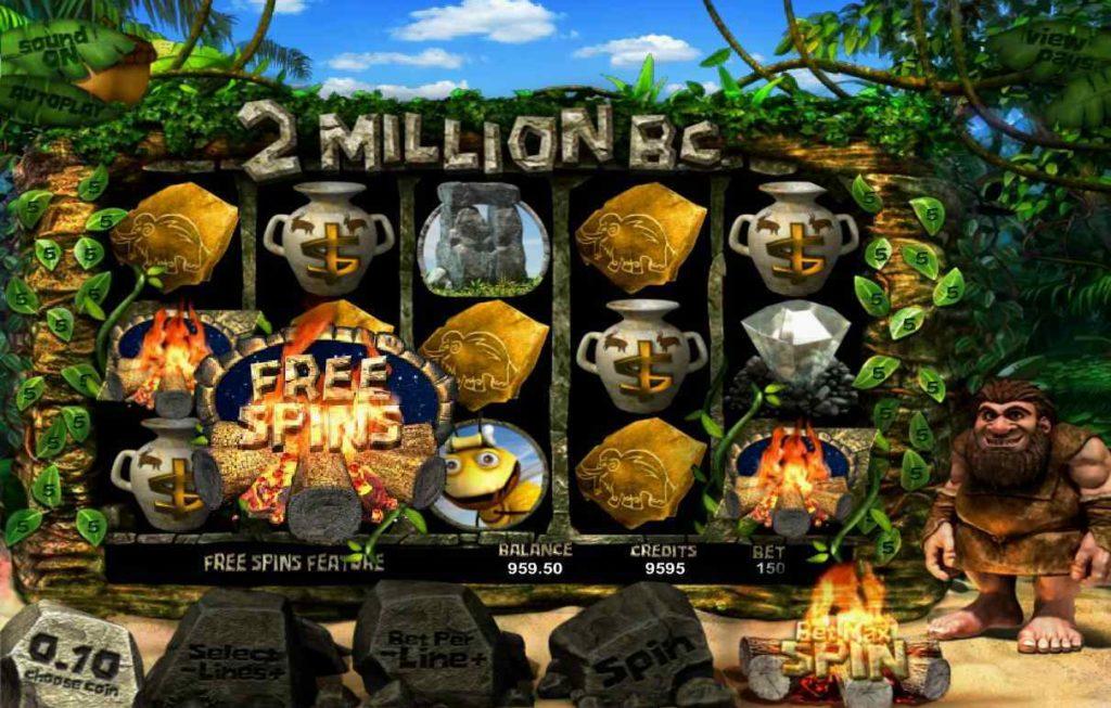 2 Millions BC
