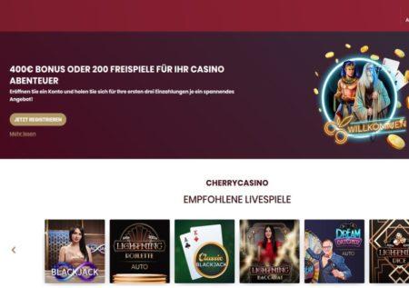 Cherry Casino online Casino
