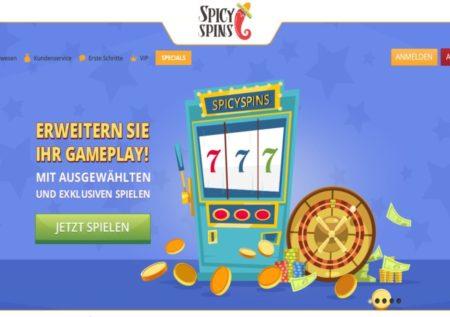 SpicySpins online Casino