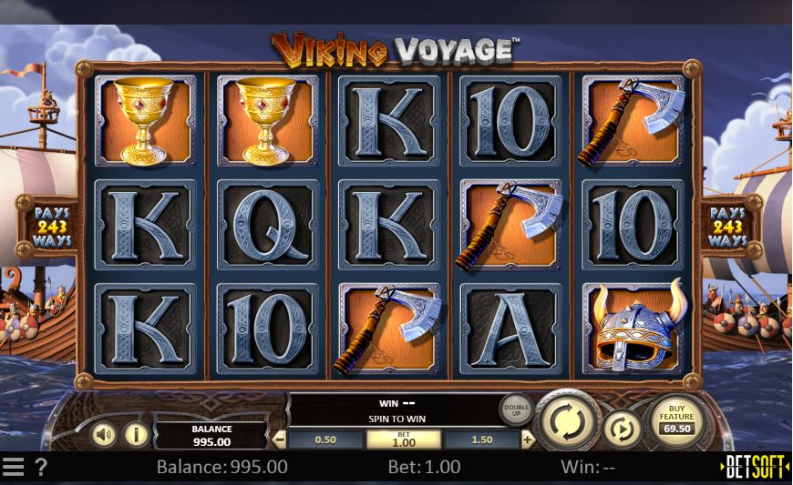 Viking Voyage