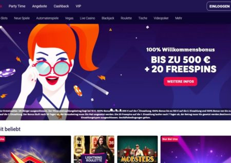 PartyCasino Online Casino