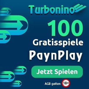 TurboNino WelcomeOffer